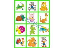 Картинки на шкафчики в детском саду 2