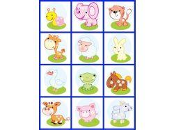 Картинки на шкафчики в детском саду 3