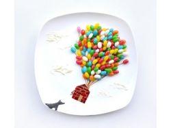 Рисунки еды 2