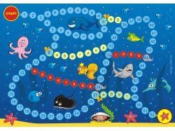 Детская игра подводный мир русалочки 1