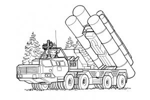 Раскраски для мальчиков военная техника распечатать
