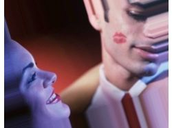 Поцелуй с языком картинки 1