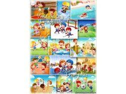 Детские спортивные игры фото 1