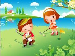 Детские спортивные игры фото 2