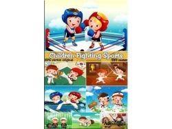 Детские спортивные игры фото 4
