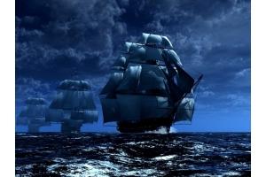 Картинки на рабочий стол парусные корабли