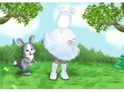 Картинки зайчика для детей 4
