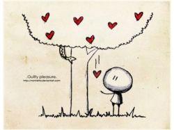Рисунок любовь 5