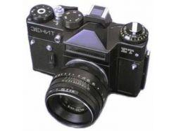Креативные фото на фотоаппарате зенит 1