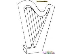 Музыкальные инструменты рисунки 1