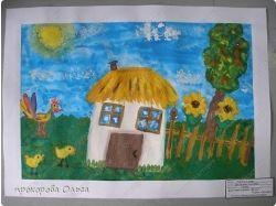 Рисунки для детей 6 лет 6