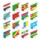 Флаги африки 4