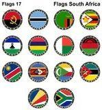 Флаги африки 6
