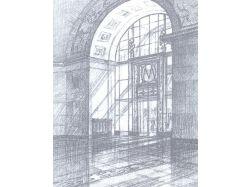 Рисунок интерьера 3