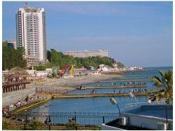 Пляжи сочи фото 2