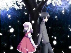 Аниме первая любовь картинки 3