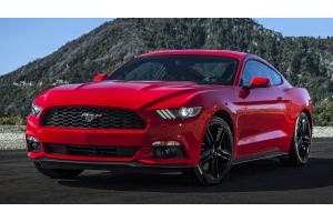 Ford mustang    года