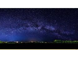 Ночное небо картинки 4
