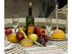 Сервировка стола фрукты фото 5