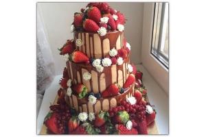 Торт на день рождения подруге