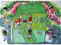 Рисунки город моей мечты 6