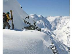 Лыжи картинки 1