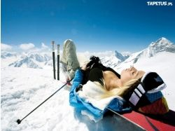 Лыжи картинки 2
