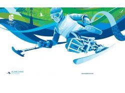 Лыжи картинки 4