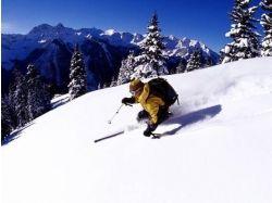 Лыжи картинки 6