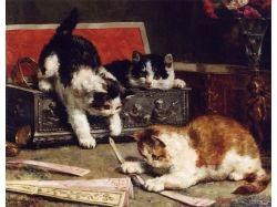 Котики и собачки 5