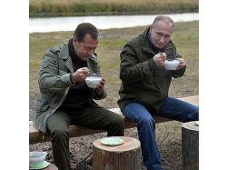 Фото путин и медведев 6