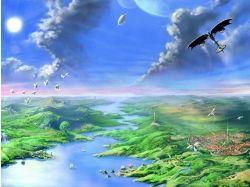 Широкоформатные картинки волшебный мир скачать 4