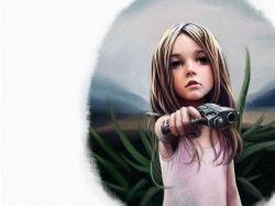 Пистолет картинки 4