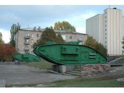 Трофейные танки фото 1