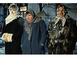 Макияж фото зима 1