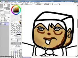 Как рисовать картинки аниме 3