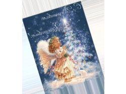 Рождество картинки красивые