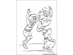 Картинка карлсона для детей 3