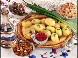 Русская еда фото