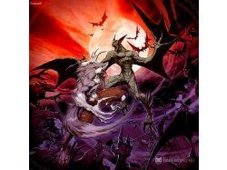 Аниме картинки демоны 7