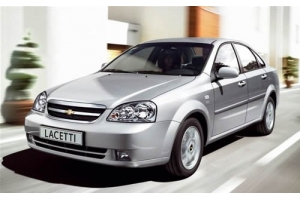 Chevrolet lacetti фото салона