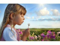 Картинки дети и природа 4