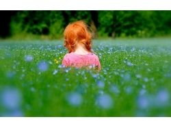 Картинки дети и природа 5