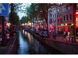 Амстердам зимой 2