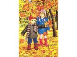 Картинки для детей ветер 1