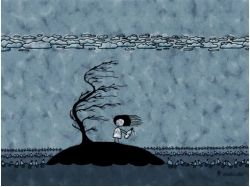 Картинки для детей ветер 2