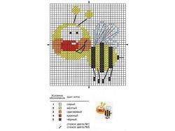 Картинки для вышивания крестиком схемы 4