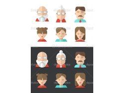 Фотографии людей разных возрастов 2