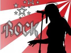 Рок-певец фото