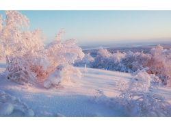 Фото зима обои
